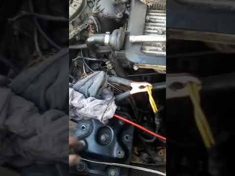 Cambio de embrague Peugeot 306 parte 1