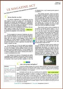 magazineACT-Numero11