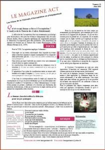 magazineACT-Numero13