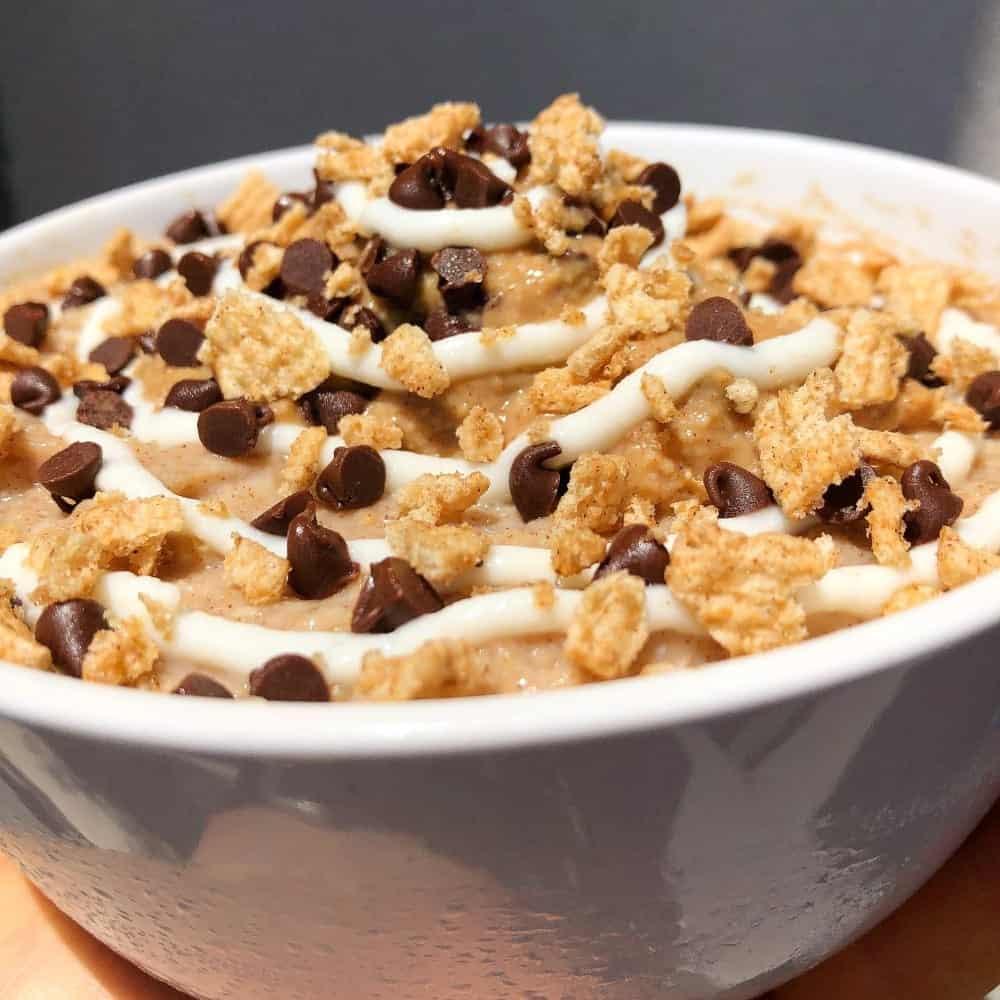 Cinnamon Toast Crunch Oatmeal