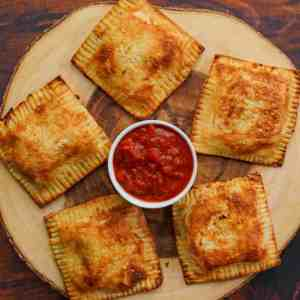 Pepperoni Pizza Hot Pockets
