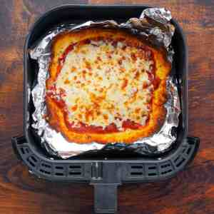 Air Fryer Pizza