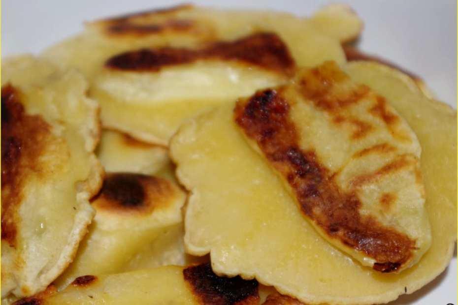 Recette des beignets à la banane sans sucre et sans friture