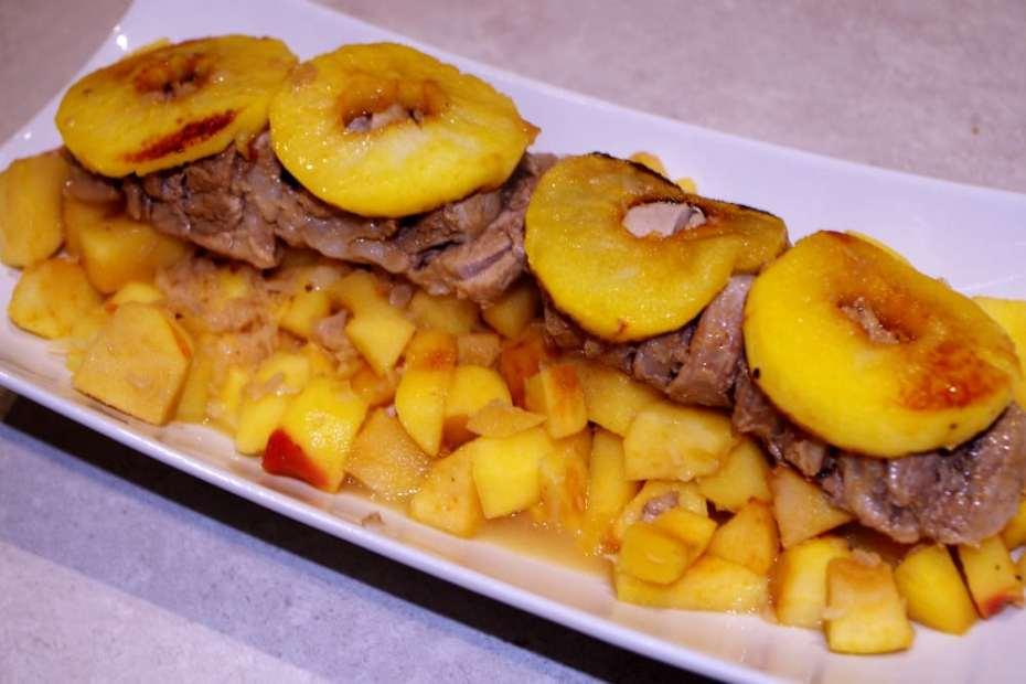 Recette du filet mignon au cidre