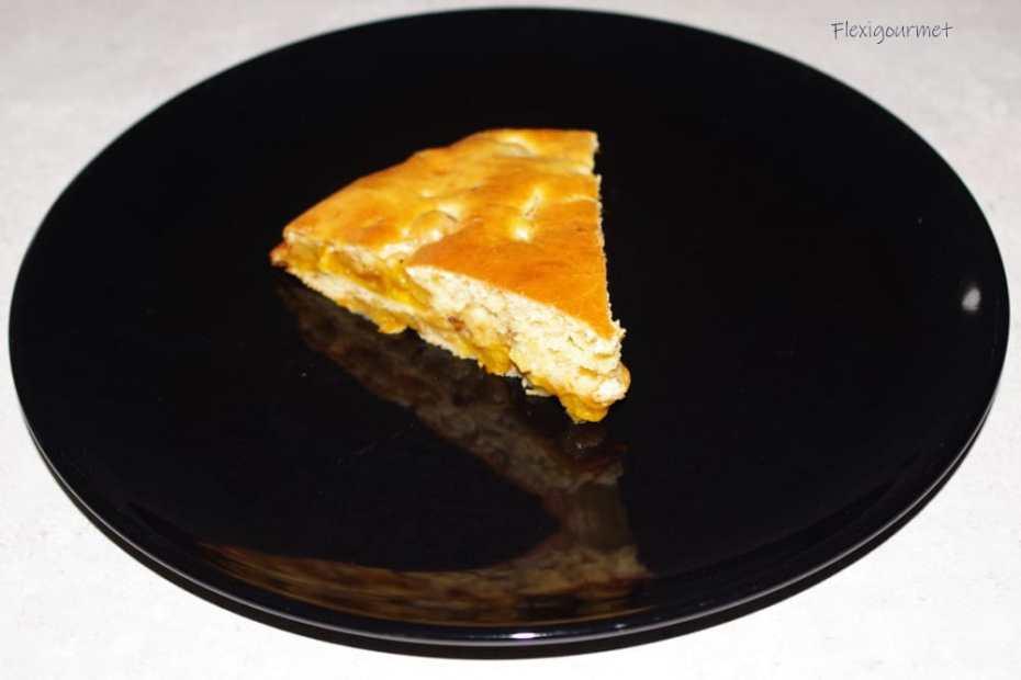 Recette du gâteau moelleux aux mirabelles