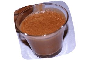 Recette de gâteau de crêpes aux trois chocolats : mousse au chocolat au lait