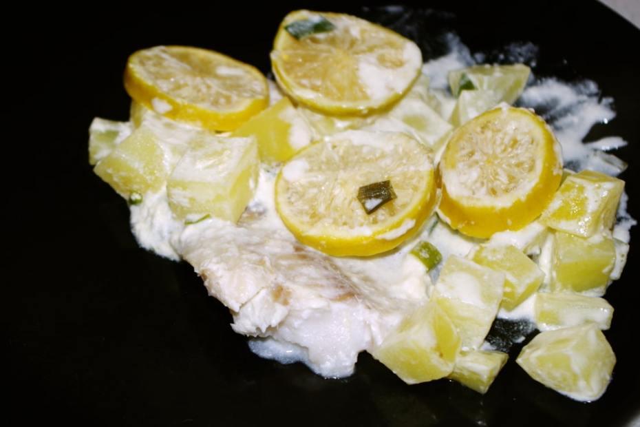 Recette facile et rapide : papillotes de colin au citron vert
