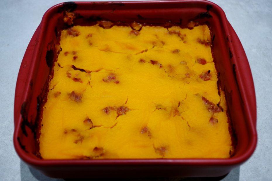 Recette du Parmentier de patates douces