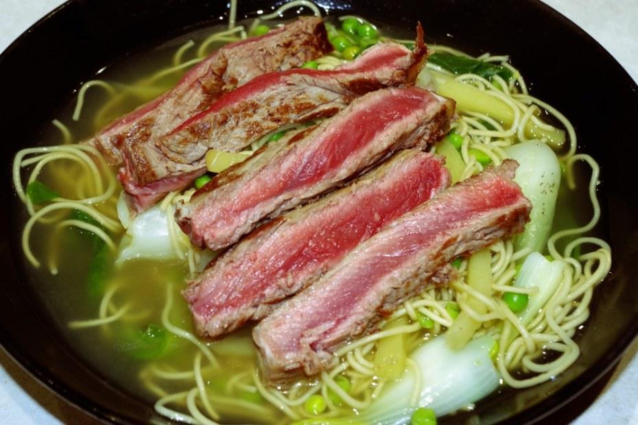 Recette rapide : la soupe thaïe au boeuf