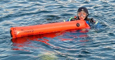Inflatable-Buoy