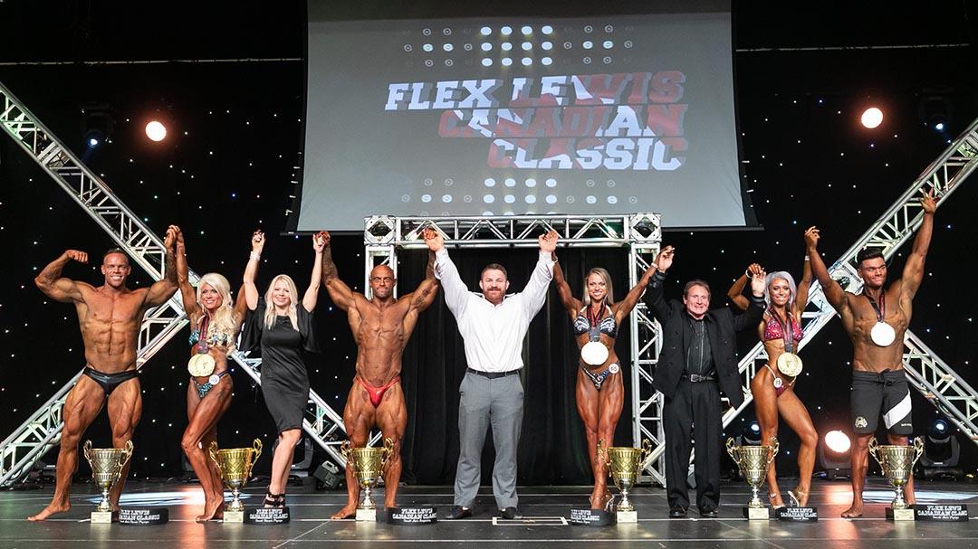 Flex Lewis Canadian Classic