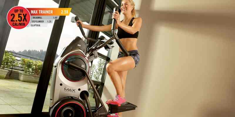 How Often To Use Bowflex Max Trainer For Weight Loss 2017