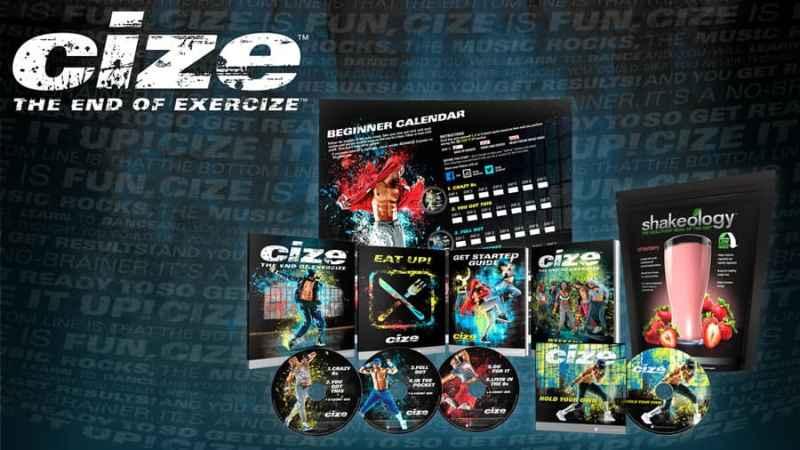 the brand new cize workout program
