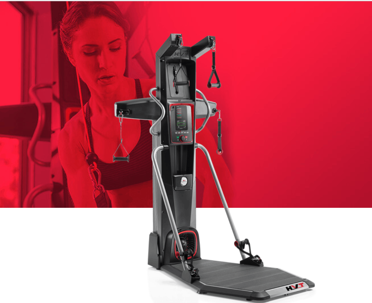 The Max Trainer M7 is a cardio breakthrough that combines the full body workout of an elliptical and the calorie scorching power of a stepper in a smooth, low-impact motion.