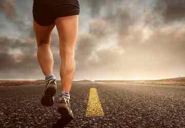 running outside versues indoors