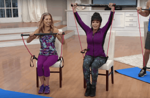 marie osmonde uses the bodygym