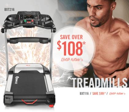 find the best prices on bowflex treadmills