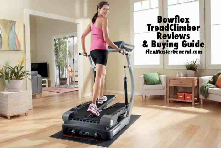 our review and buyers guide for the bowflex treadclimber