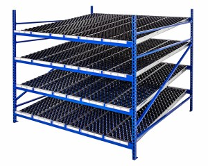 UNEX Roller Rack Quick Ship 8'x8' bay