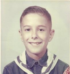 Gary Hilliard FTA Hall of Fame childhood