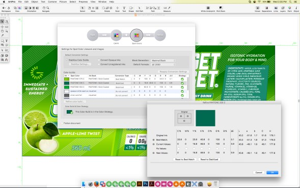 Esko Showcases End-to-End Simplified Label Workflow at