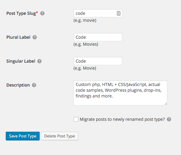 If you are using the CPT UI plugin, you may find the post type name (slug) in the settings area for that plugin.
