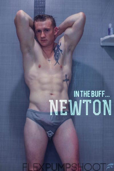 IN THE BUFF…NEWTON