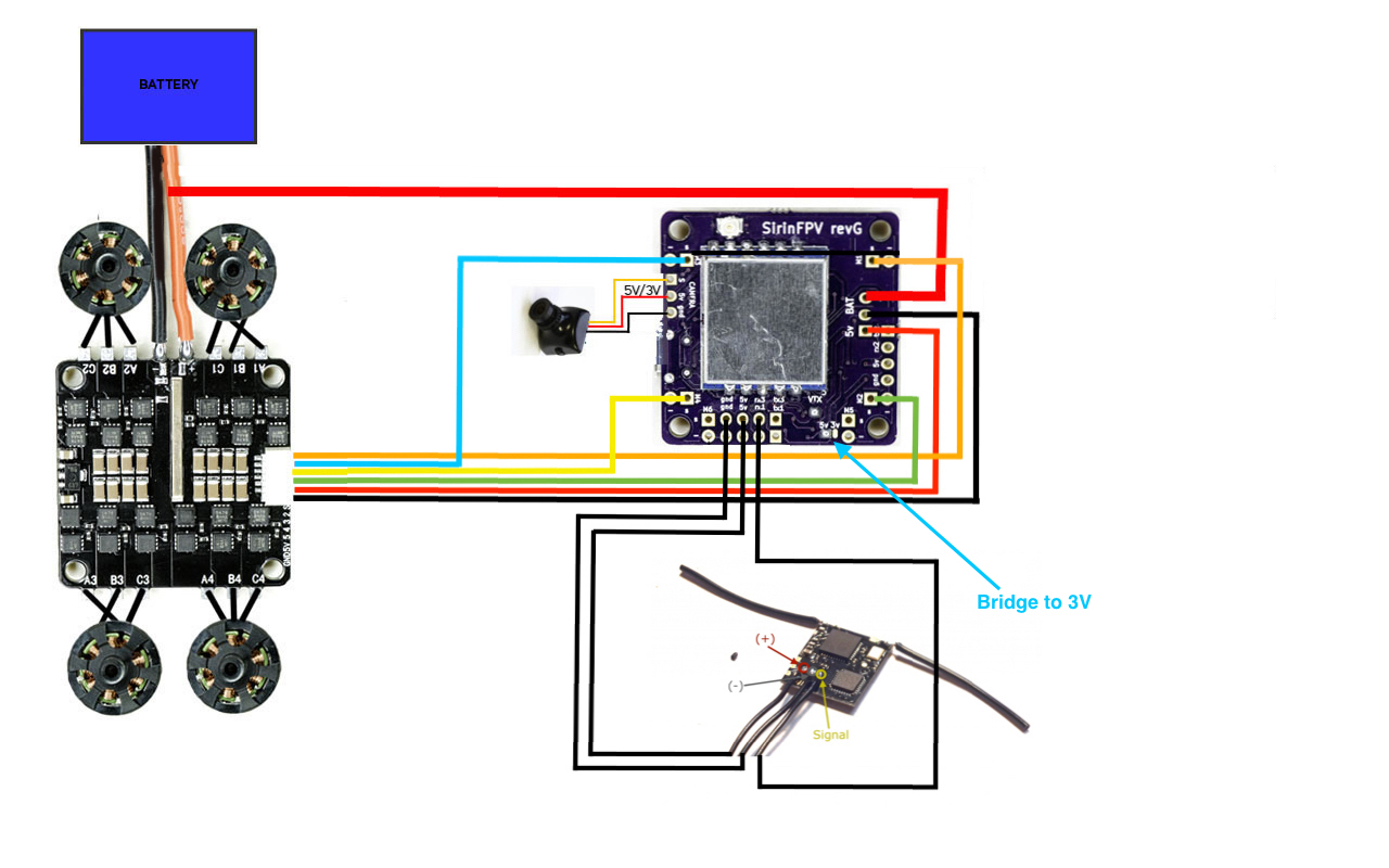 Rc Esc Wiring Online Schematics Diagram Turnigy Motor And