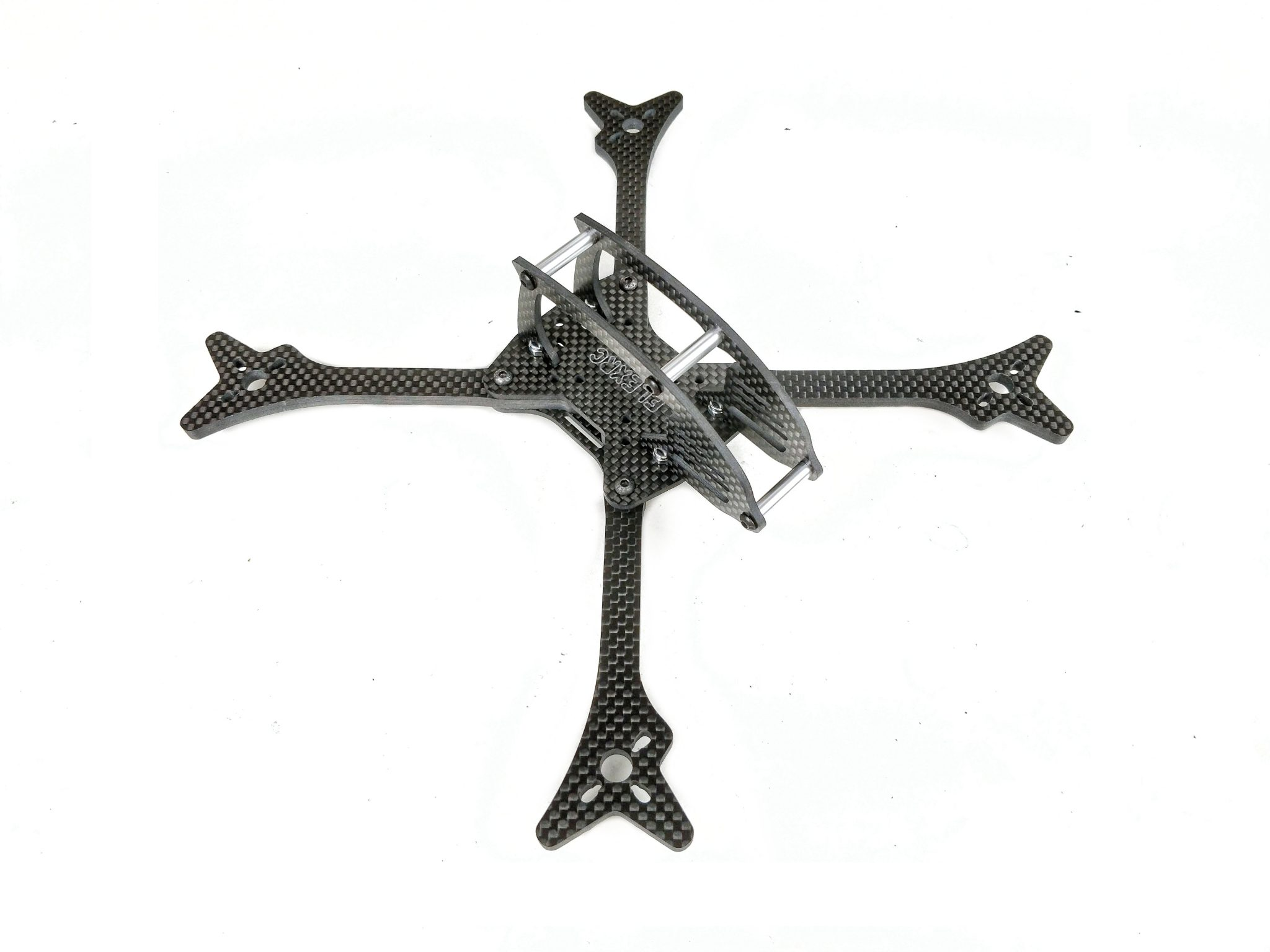 Ascent X 5 Fpv Racing Drone Frame Flex Rc