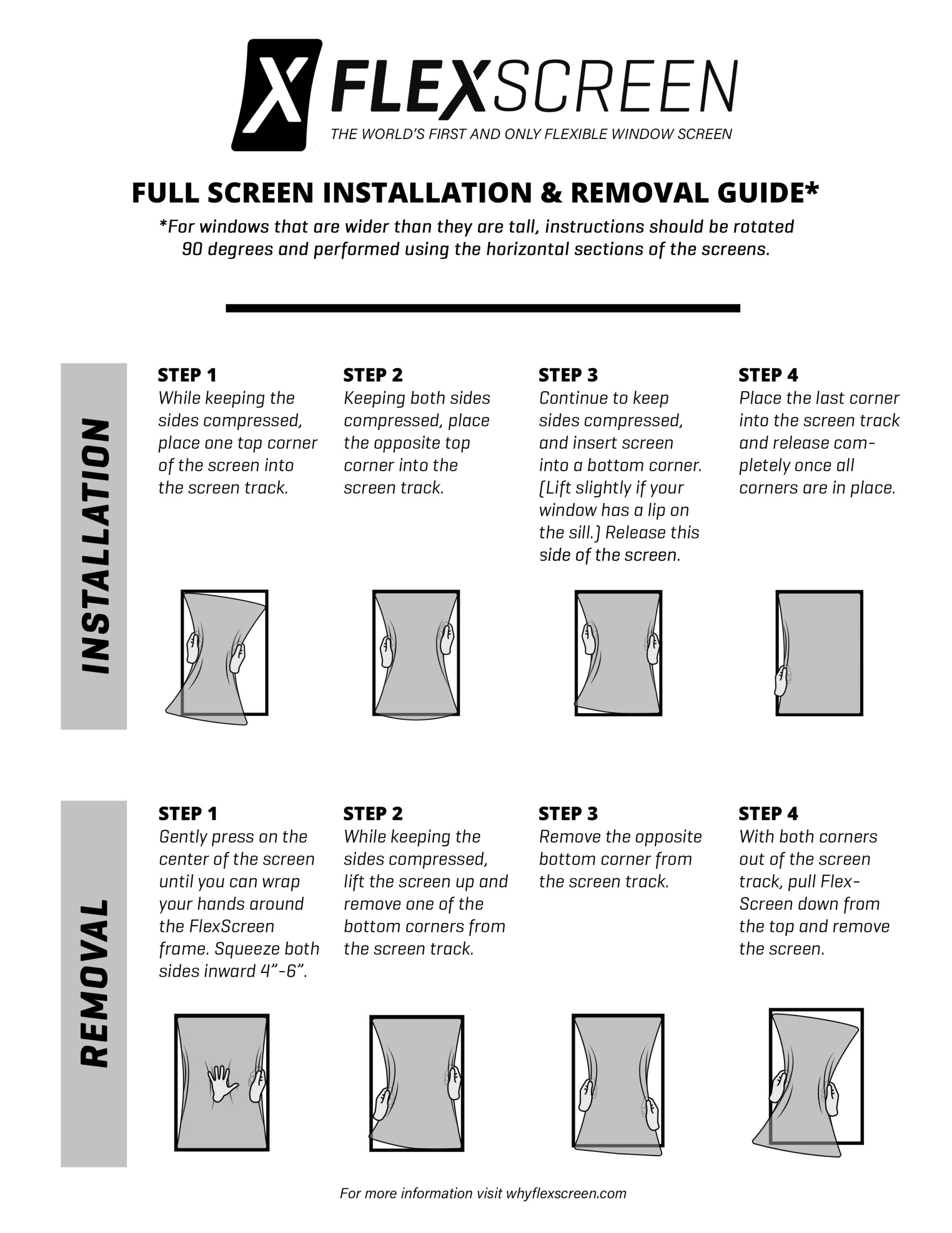 Install and Remove Guide - update sept. 2020