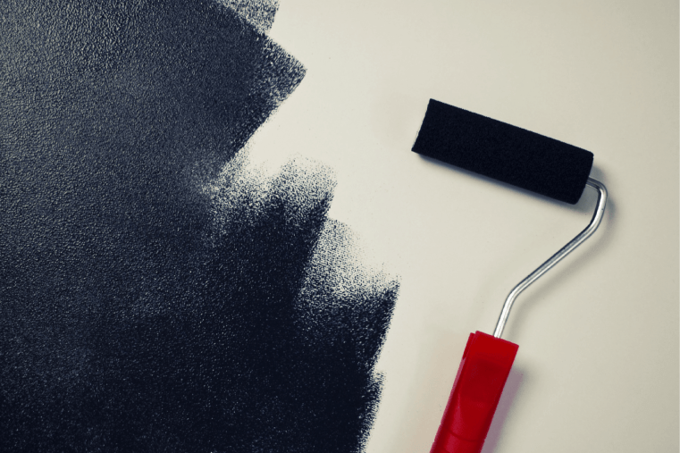Transform Any Room With Minimal Effort Using Chalkboard Paint by Candy Paint Asia at Flexspace