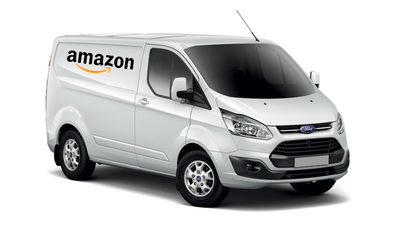 2b048f57ea65 Amazon Flex WTF Wednesday – White Vans  – Flex Swag