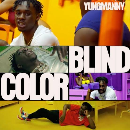 YungManny – Color Blind