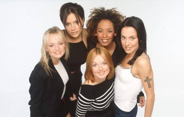 Spice Girls – Feed Your Love