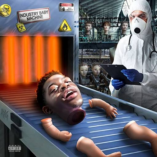 Lil Nas X - Industry Baby ft. Jack Harlow