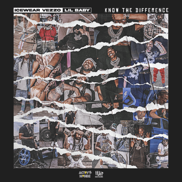 Icewear Vezzo - Know The Difference ft. Lil Baby