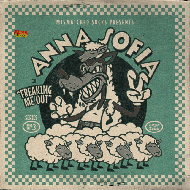 Anna Sofia - Freaking Me Out Mp3 Download