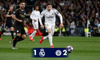 Video Real Madrid vs Manchester City 1 2 Highlights Download