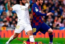 Download Real Madrid vs Barcelona 2-0 Highlights Video