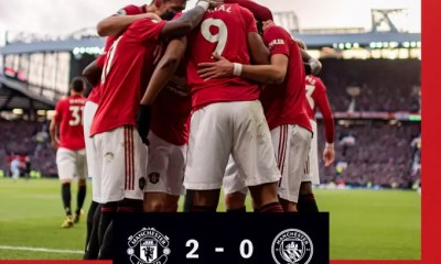 Download Video Manchester United vs Manchester City 2-0 Highlights & Goals