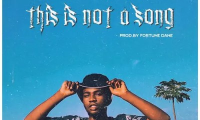 Kwame Dame Ft Fortune Dane This Is Not a Song Mp3 Download