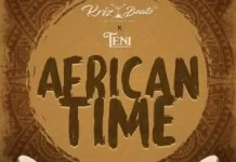 KrizBeatz Ft Teni African Time Mp3 Download
