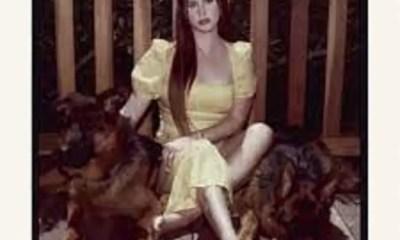 Lana Del Rey Text BookMp3 Download