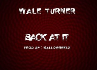 Wale turner back at it
