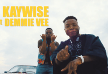 Dj kaywise Vanessa video