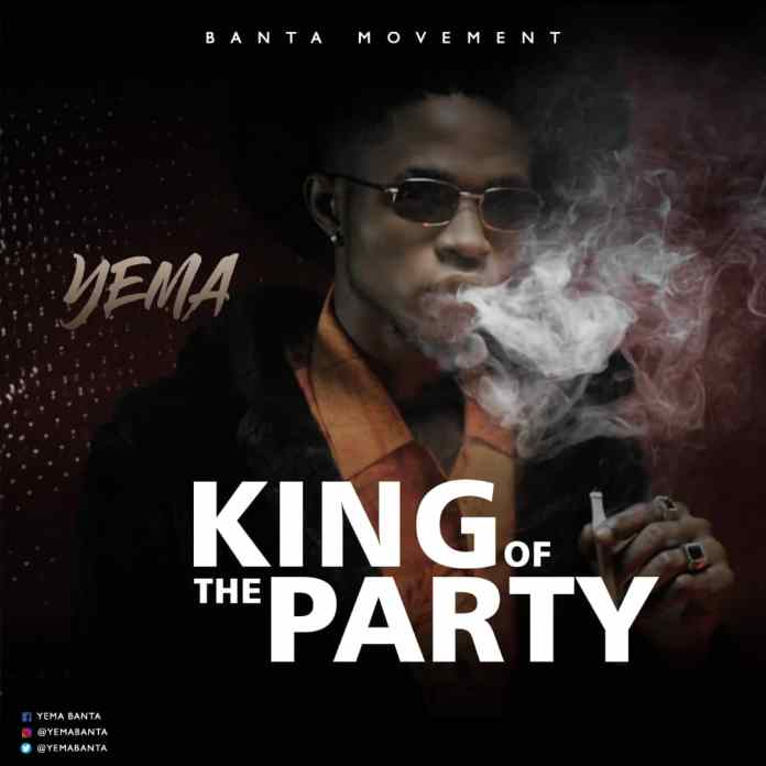 Yeama king of the party
