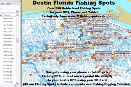 Download ePub PDF Free » map florida destin