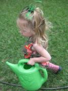 little gardener watering