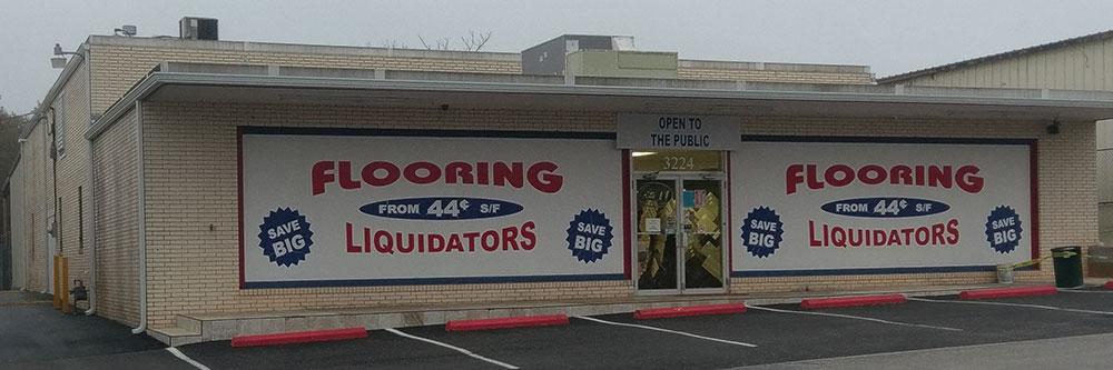 flooring liquidators tyler texas