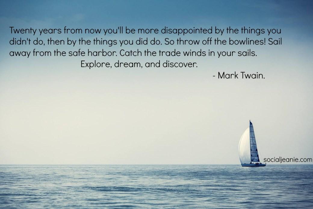 Inspirational Quotes Sailing Sailing Quotes Inspirational. Quotesgram